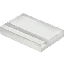 光 透明アクリルカード立て 20×30×5mm 6個入