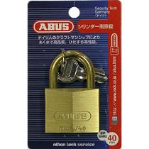ABUS 南京錠 BP84MB-40 40mm