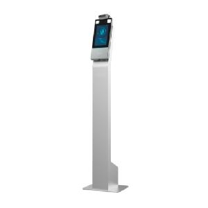 FaceFour AI体温検知システム DG-104S カメラ本体+自立式スタンドセット