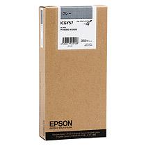エプソン PX-H10000/H8000用PX-P/K3インクカートリッジ 350ml グレー/ライトグレー
