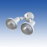 SL-02W 防犯ライト 2灯型