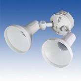 SLH-02W ランプホルダー 2 灯型・ホワイト