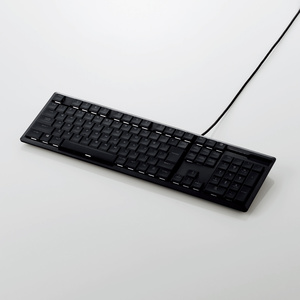 エレコム TK-ARMA50BK ARMA FPSゲーミングキーボード(フルサイズ) ブラック