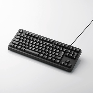 エレコム メカニカルゲーミングキーボード TK-G01UKBK