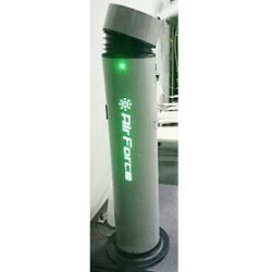 AirForce 弱酸性次亜塩素酸精製水プリュテック 専用超音波噴霧器