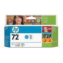 HP HP72 インクカートリッジ シアン(130ml) C9371A