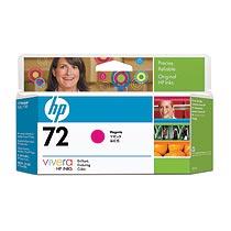 HP HP72 インクカートリッジ マゼンタ(130ml) C9372A