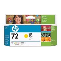 HP HP72 インクカートリッジ イエロー(130ml) C9373A