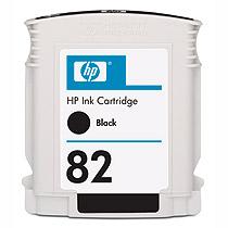 HP hp 82インクカートリッジ ブラック 69ml CH565A