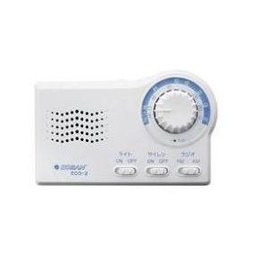 太知ホールディングス ECOラジオ ECO-2 3617