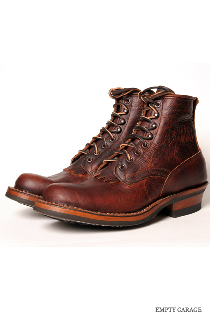 WHITE'S BOOTS ホワイツブーツ Smoke Jumper C461 Brown Bison