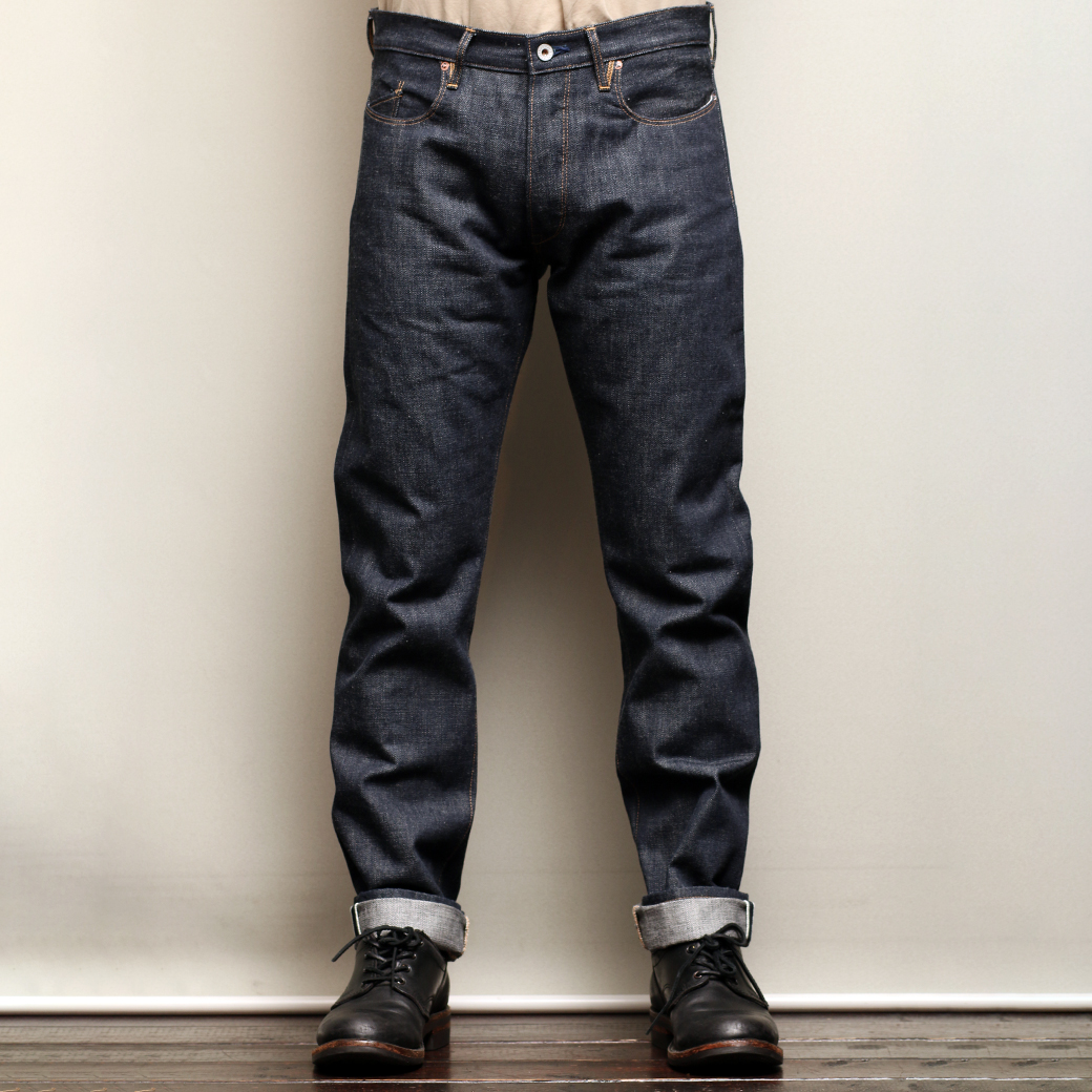 Stevenson Overall Co. Monterey - 110 SLIM TAPERED LEG  Denim Pants デニムパンツ モンテレー