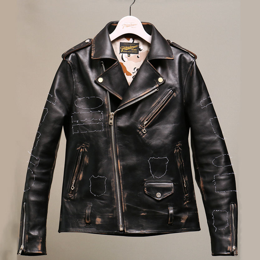 FindersKeepers FK-W.RIDERS JACKET HORSEHIDE a.k.a JESSE