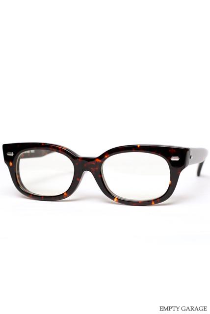 "EFFECTOR(エフェクター)『EFFECTOR 眼鏡 """"fuzz"""" Barafu, コニャック、べっ甲』"