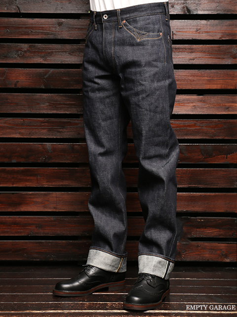 STEVENSON OVERALL CO. Grass Valley LOT. 350 14oz Selvage Denim