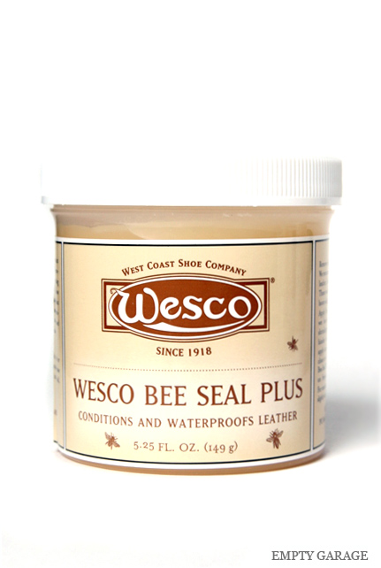"[ウエスコ] WESCO BOOTS ""BEE SEAL OIL"""