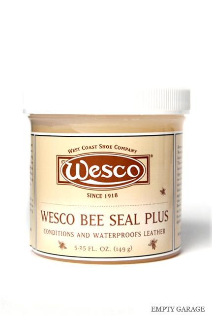 """[ウエスコ] WESCO BOOTS """"BEE SEAL OIL"""""""