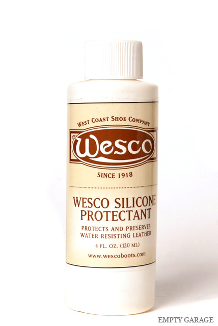 "[ウエスコ] WESCO BOOTS ""SILICONE OIL"""