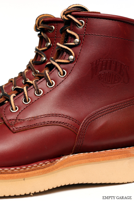 "WHITE'S BOOTS x EMPTY GARAGE ""NORTHWEST"" COMFORT LINE"