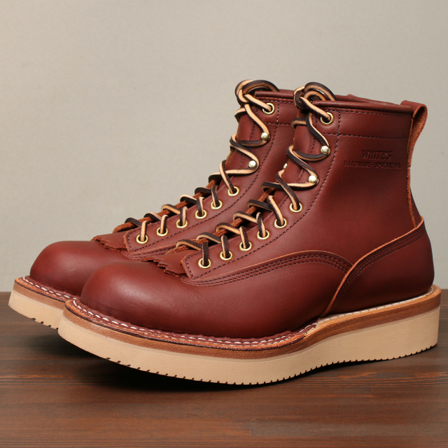 [ホワイツブーツ] WHITE'S BOOTS 350LTT Farmar Rancher C461 Last Red Dog