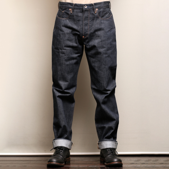 Stevenson Overall Co. Imperial - 120 REGULAR TAPERED LEG  Denim Pants デニムパンツ インペリアル