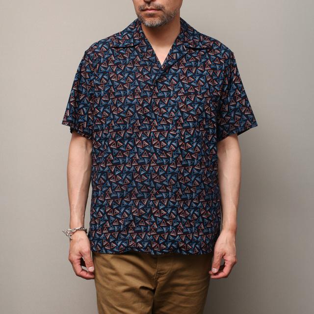 STEVENSON OVERALL Co. SOC Organics Shirts - SOS オーガニックコットンシャツ
