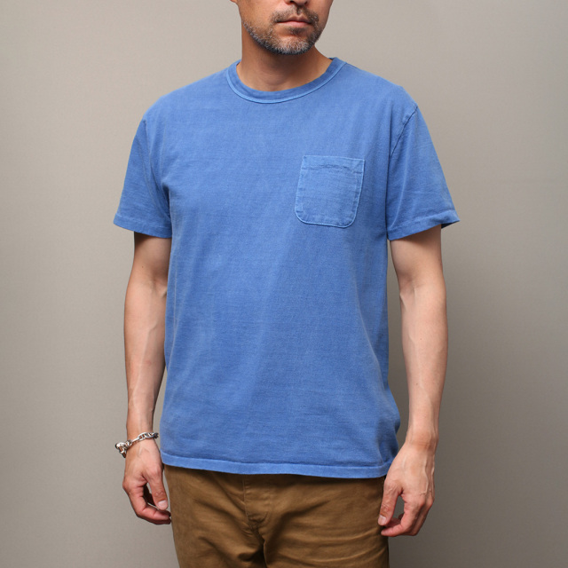 STEVENSON OVERALL Co. Pocket T-shirt - PT
