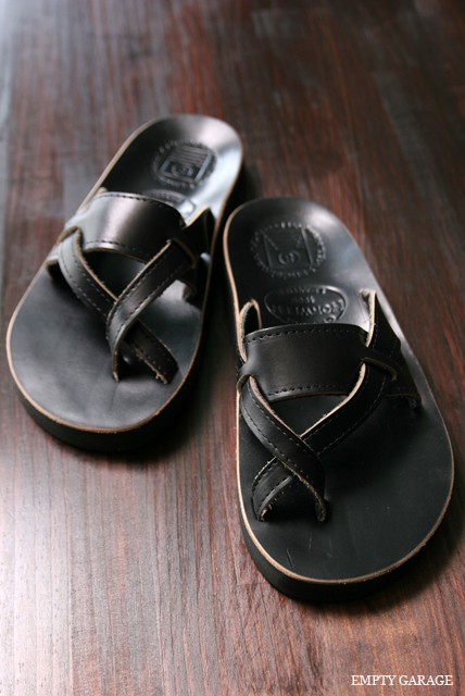 The Sandalman The Tony Black Chromexcel