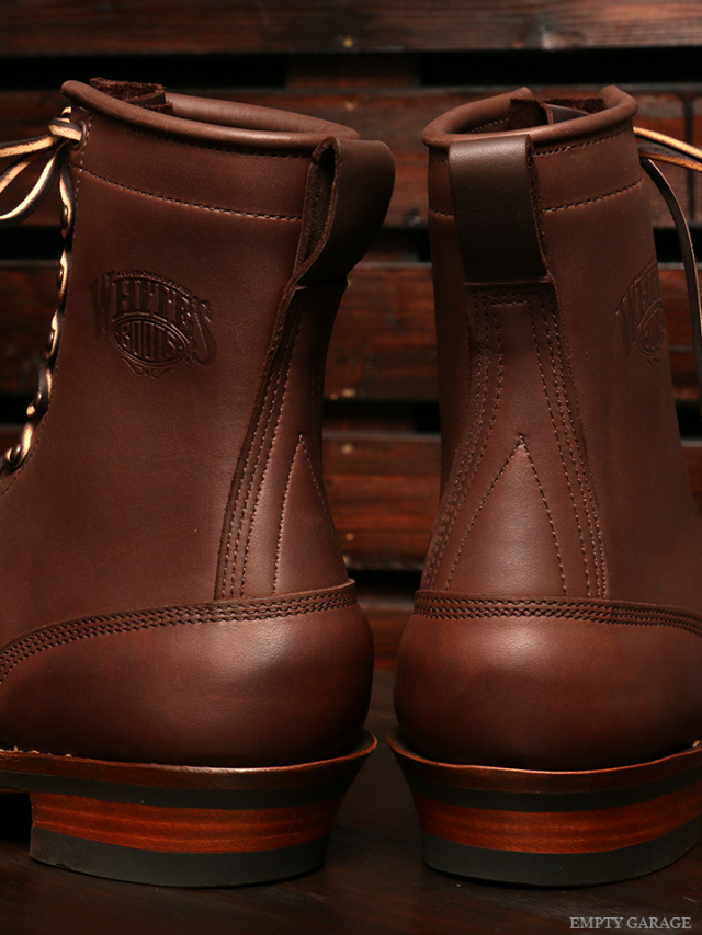 [ホワイツ] WHITE'S BOOTS Smoke Jumper Semi Dress Last Brown