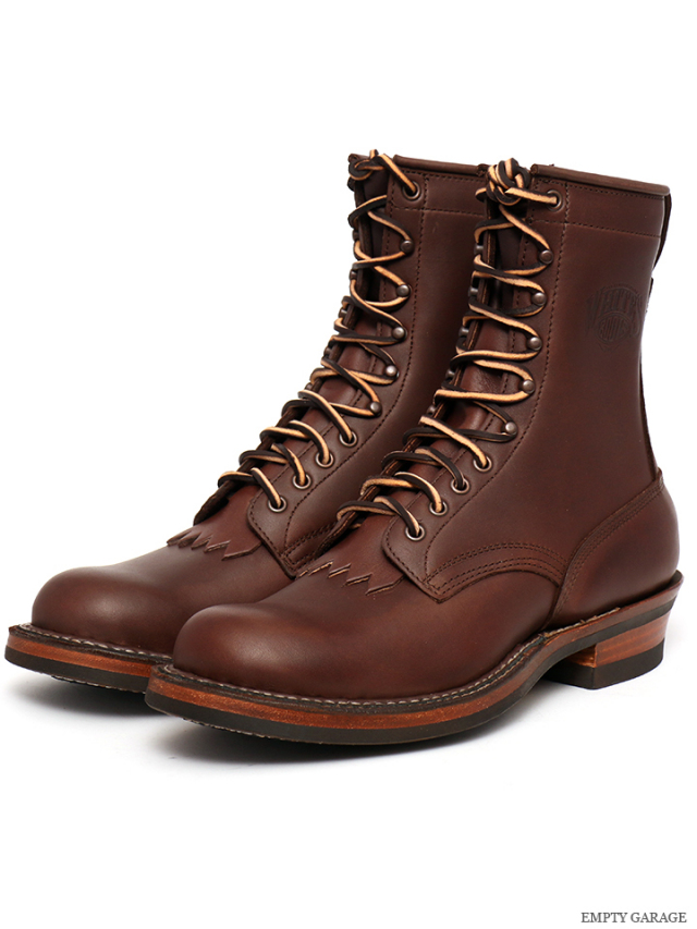 [ホワイツ]  WHITE'S BOOTS  Farmer Rancher 8 Semi Dress Last Brown