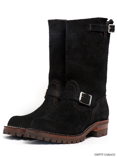 [ウエスコ] WESCO THE BOSS STANDAR BK ROUGH OUT 11