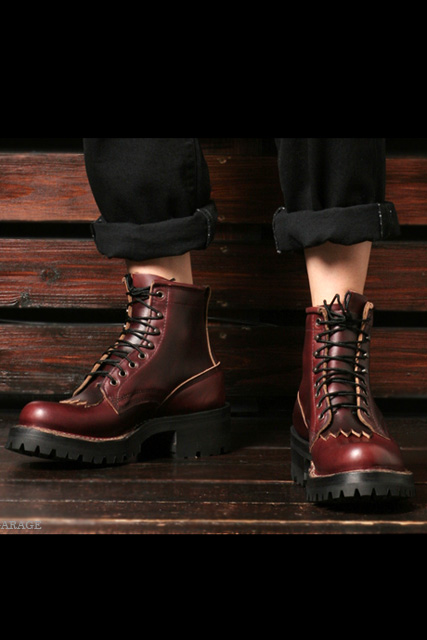 WHITE'S BOOTS x EMPTY GARAGE 2013AW