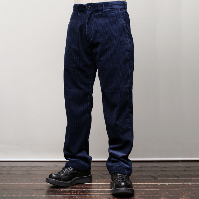 Finderskeepers FK-CORDUROY WORK PANT NAVY Black Gray 2019AW