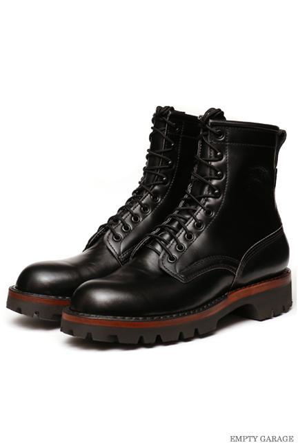 [ホワイツ] WHITE'S BOOTS NORTHWEST 7 Portland vibram Custom Black Calf