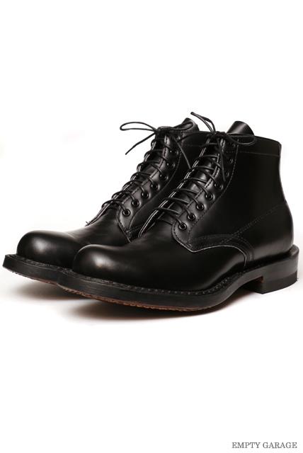 [ホワイツ] WHITE'S BOOTS SEMI DRESS C461 Custom Black Calf
