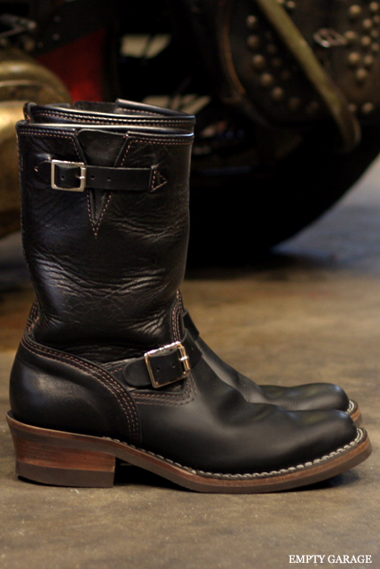 WESCO 2014 Limited Model HORSEHIDE NARROW ENGINEER BOOTS