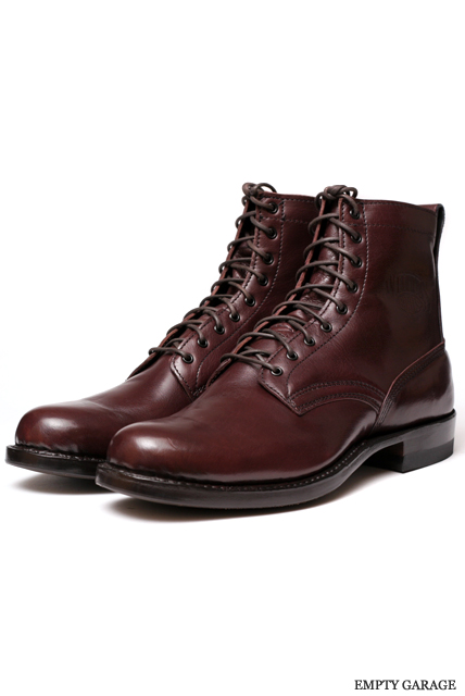 "[ホワイツ]  WHITE'S BOOTS Smoke Jumper ""Semi Dress Last"" Black Cherry Buffalo"