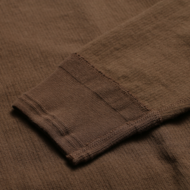 STEVENSON OVERALL Co. Cotton Crewneck Thermal - CT