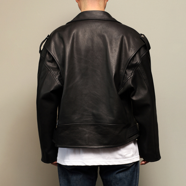 FindersKeepers FK-RIDERS NYC  over size JACKET Horsehide ホースハイド オーバーサイズ ライダースジャケット バイカージャケット