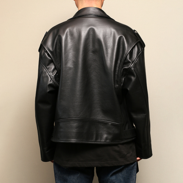 FindersKeepers FK-RIDERS NYC  over size JACKET オーバーサイズ ライダースジャケット バイカージャケット