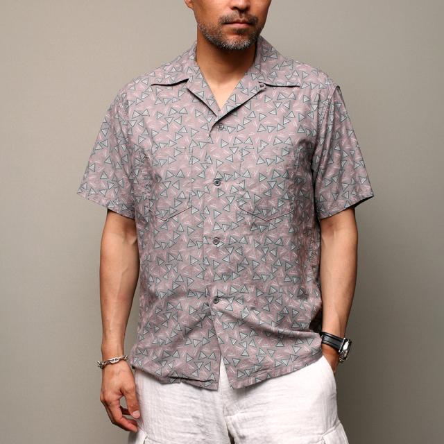 STEVENSON OVERALL Co. SOC Organics Shirts - SOS Gray