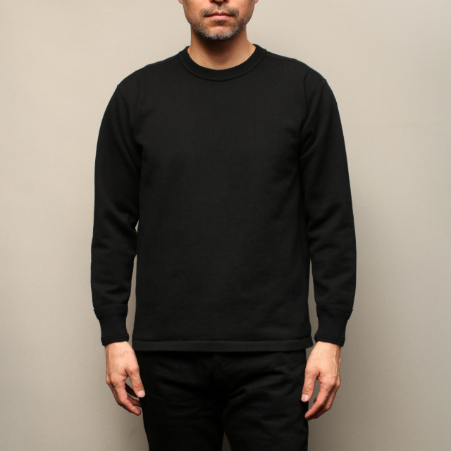 STEVENSON OVERALL Co. Cotton Crewneck Thermal - CT サーマル