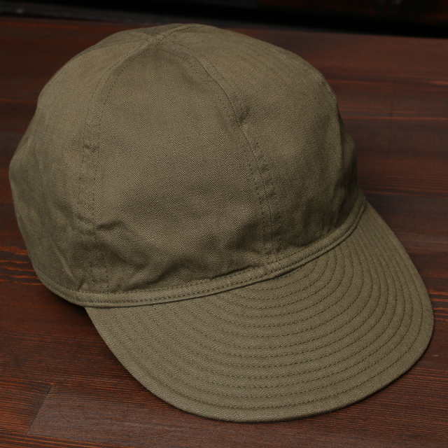STEVENSON OVERALL CO. Mechanic Cap - MC メカニックキャップ
