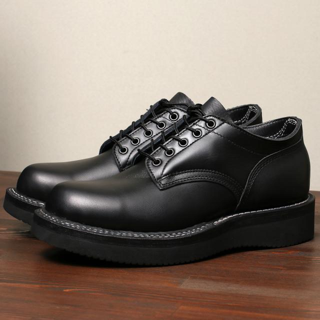 WHITE'S Boots Oxford 300-CB ホワイツブーツオックスフォードシュー ドレスブラック