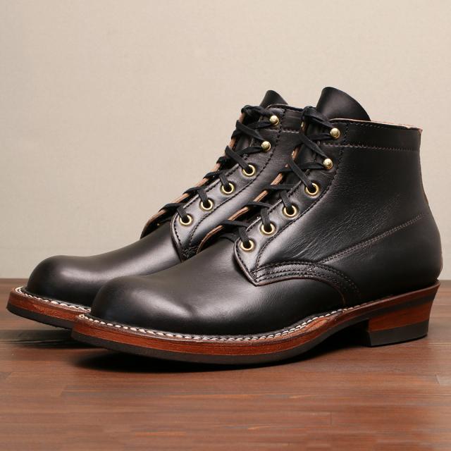 WHITE'S Boots Semi Dress 9338 Last ホワイツブーツ セミドレス 9338木型 ブラッククロムエキセルレザー