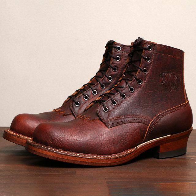 WHITE'S Boots Smoke Jumper C461 Last ホワイツブーツ スモークジャンパー C461木型 ブラウンバイソンレザー