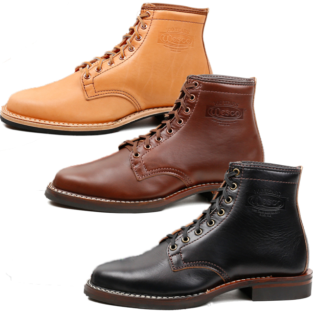 Wesco Boots Shoemaker Family Collection~ Johannes -ヨハネスウエスコブーツ-