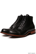[ホワイツ] WHITE'S BOOTS SEMI DRESS Straight Tip Custom Black Calf