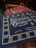 STEVENSON OVERALL CO. Bandana - BD by The Naturally Painting Co.