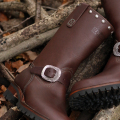 [ウエスコ] WESCO 100th Anniversary The BOSS x Lynch Silversmith Limited Model Brown